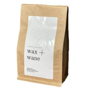 New Moon Espresso wax and wane coffee