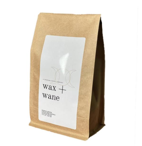 Waxing Moon Coffee Papua New Guinea
