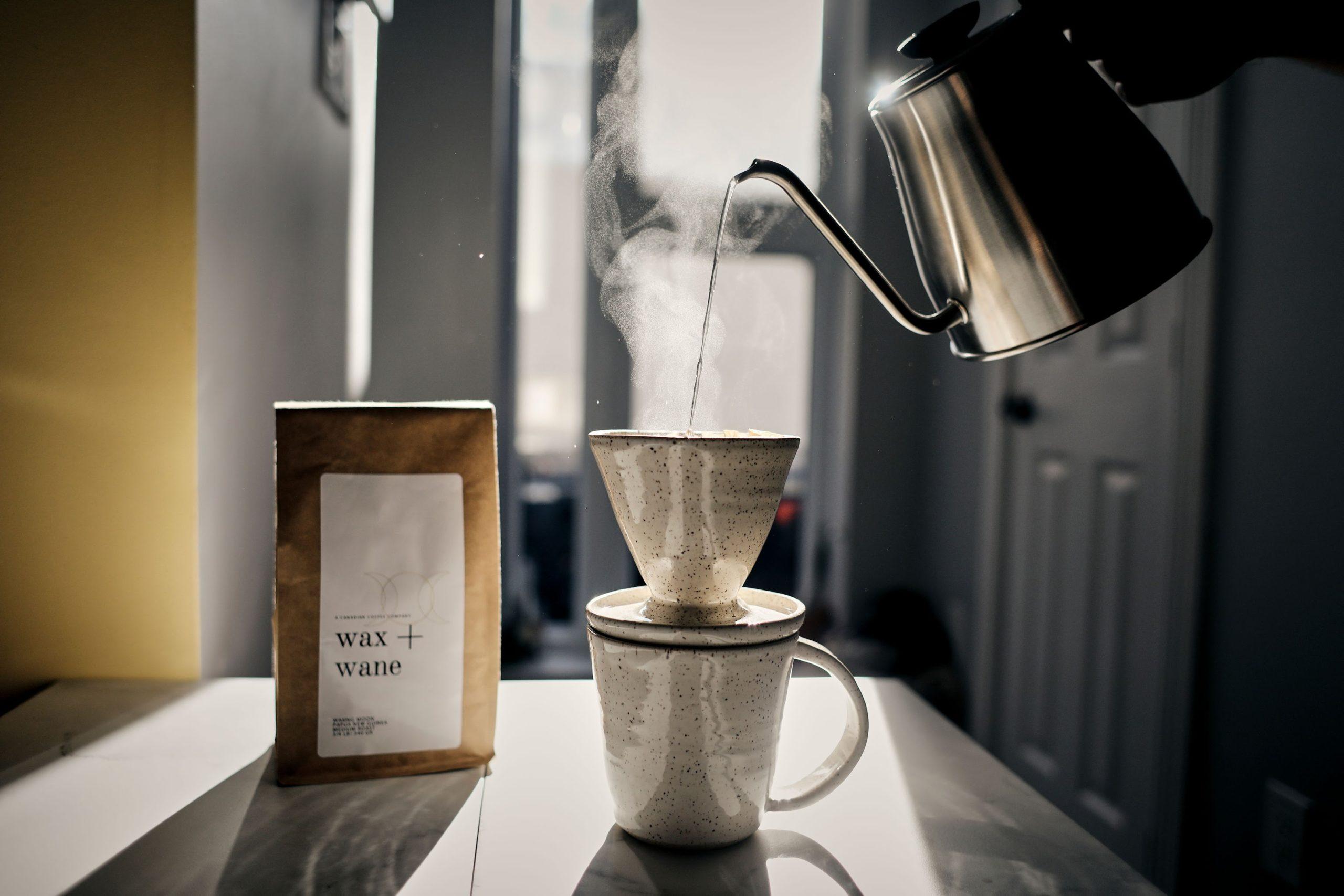wax and wane coffee beans