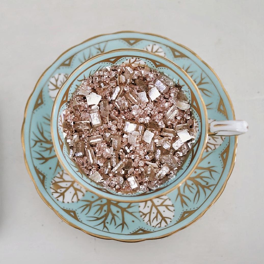 Wax and wane coffee ontario canada crystal tea cup china