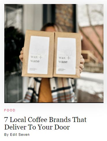 Edit seven 7 local coffee brands that deliver to your door _ wax and wane coffee
