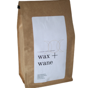 Hollow Moon Peru Wax and Wane Coffee