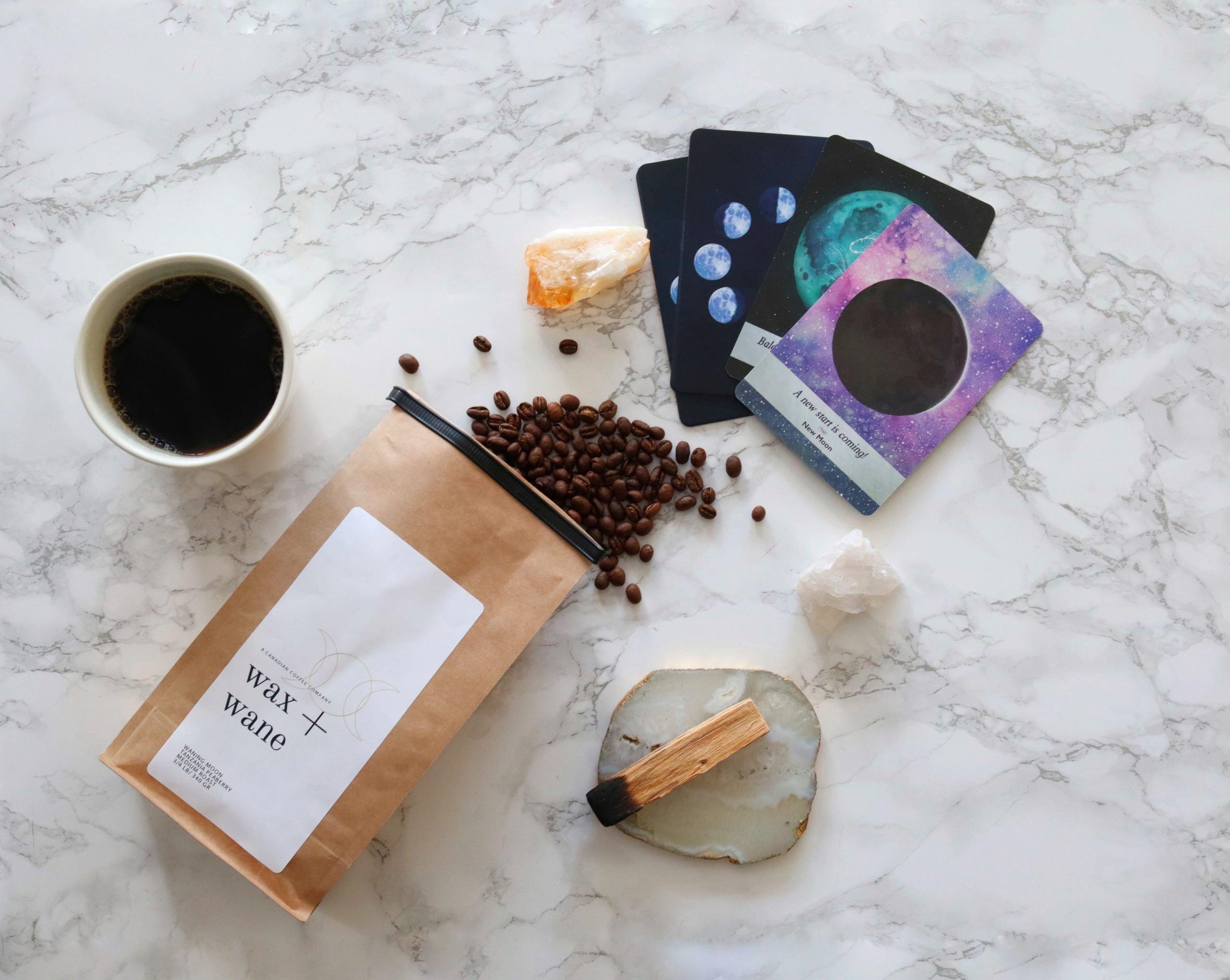 wax and wane coffee beans buy online Canada